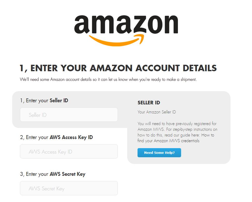 AmazonSettings