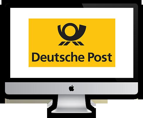 Deutsche Post mac