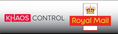 Khaos Control Royal Mail