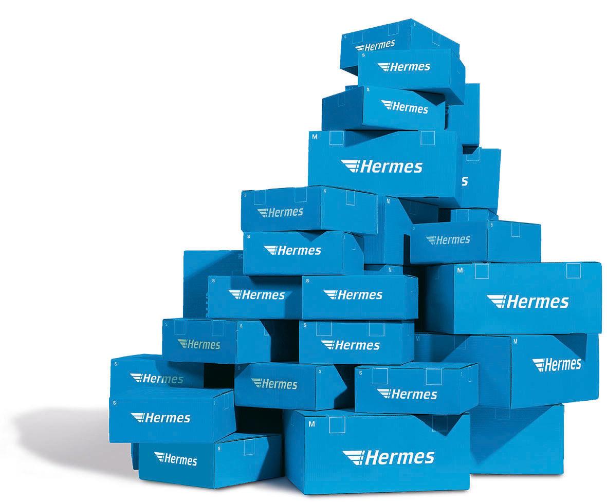Hermes pakete