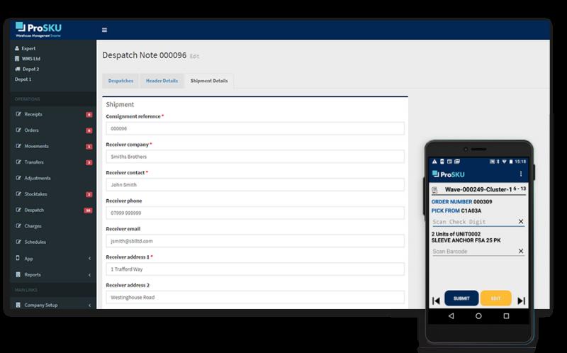 Prosku ecommerce screenshot 800x498