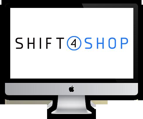 Shift4shop mac